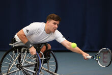 Gordon-Reid-at-the-Nottingham-Indoor-Wheelchair-Tennis-Tournament
