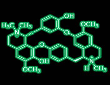D-tubocurarine
