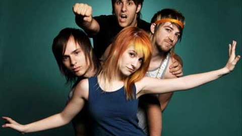 Paramore - For a Pessimist, I'm Pretty Optimistic W Lyrics