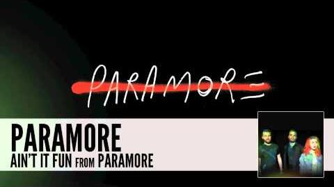 Current Fave Paramore song!