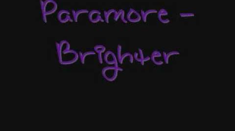 Paramore - Brighter