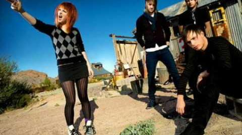 Paramore - Stuck on You