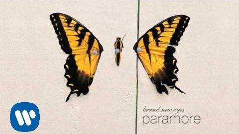 Paramore- All I Wanted (Audio)