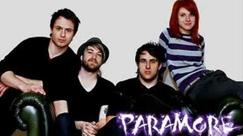 Paramore - My Number One
