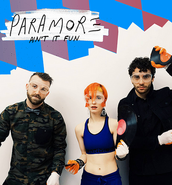 Paramore (album) | Paramore Wiki | FANDOM powered by Wikia