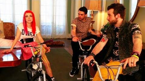 Paramore Still Into You (Beyond The Video)