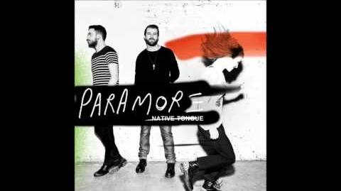 Paramore Native Tongue (Audio)