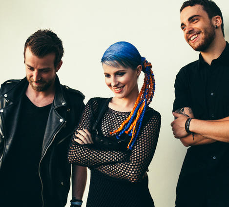 Paramore band members dating
