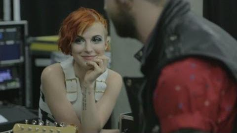 Paramore Daydreaming OFFICIAL VIDEO