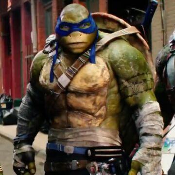 Leonardo Paramount Teenage Mutant Ninja Turtles Wikia Fandom