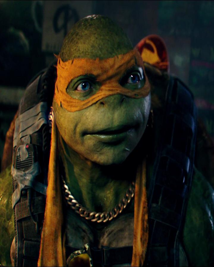 Michelangelo Paramount Teenage Mutant Ninja Turtles Wikia Fandom