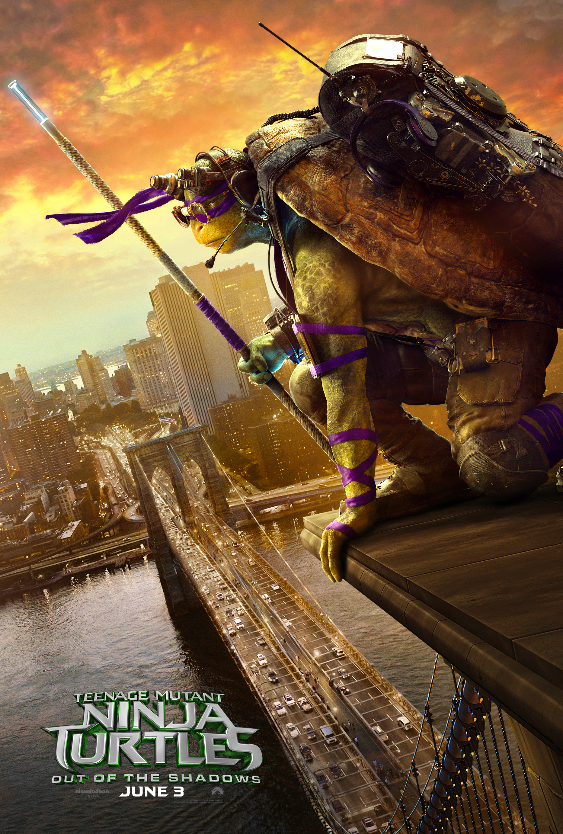 Teenage Mutant Ninja Turtles Out Of The Shadows Paramount Teenage Mutant Ninja Turtles Wikia Fandom