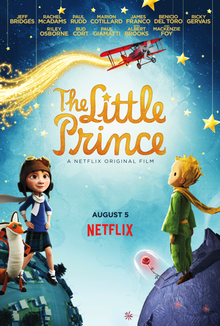 The Little Prince (2015 film) poster