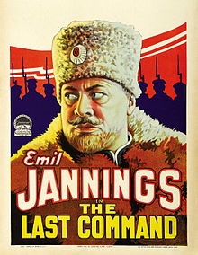 220px-Poster - Last Command, The (1928) 01