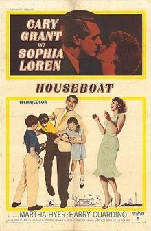 Houseboat 1958
