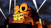 My own version of the 20th century fox logo 2 img by 20thcenturydogs-d9b19b0