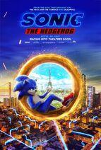 Sonic the Hedgehog 2019 Teaser Poster 04