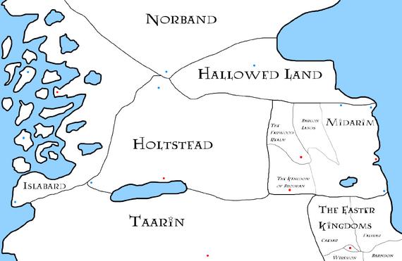 Central Kingdoms