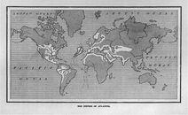 Atlantis map 1882