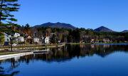 Saranac Lake - Lake Flower