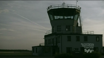 RAF Bentwaters Traffic Control Tower