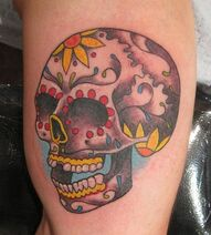 Best-mexican-skull-tattoo