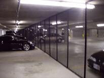 Underground parkade
