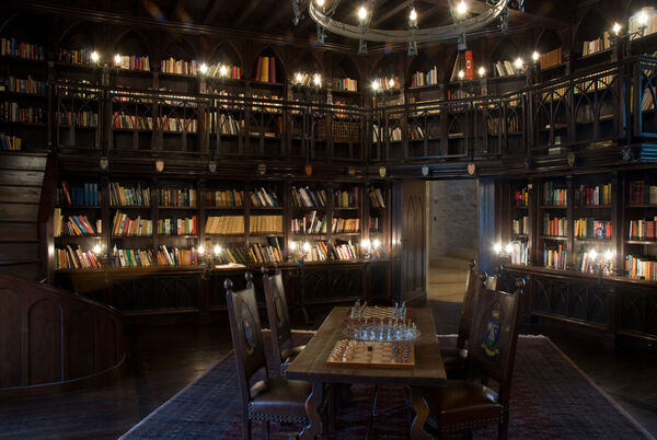 Castle-library