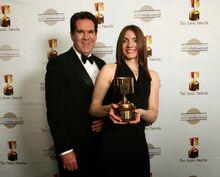 Heidi Smith Annie Awards