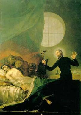 Saintfrancisborgia exorcism