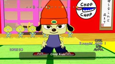 Parappa the Rapper Remastered Gameplay