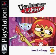 Um Jammer Lammy NTSC Cover