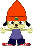 Parappa's 4K body