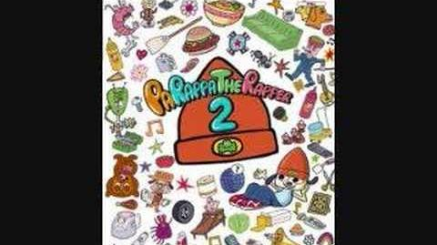 PaRappa the Rapper 2- Come a Long Way