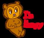 Line Sticker PJ 25