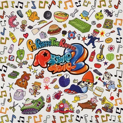 File:PaRappa The Rapper 2 Original Soundtrack cover.jpg