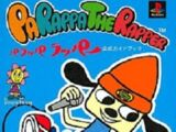 PaRappa The Rapper Official Guide Book