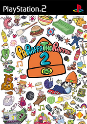 PaRappa the Rapper 2 Coverart