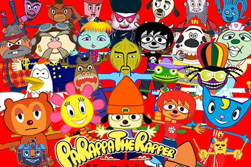 PaRappa The Rapper Wiki