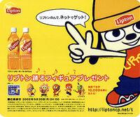 Lipton ad