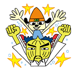 File:Line Sticker Parappa 14.png