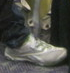 Nuri's shoe