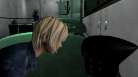 Parasite Eve II - Cutscene 14 - Little Eve