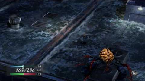 Parasite Eve PS1 Boss 7