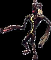 Puppet stinger