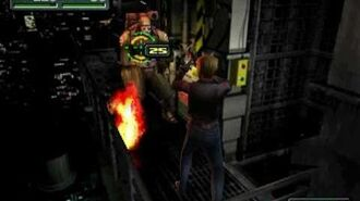 Game Over Parasite Eve 2