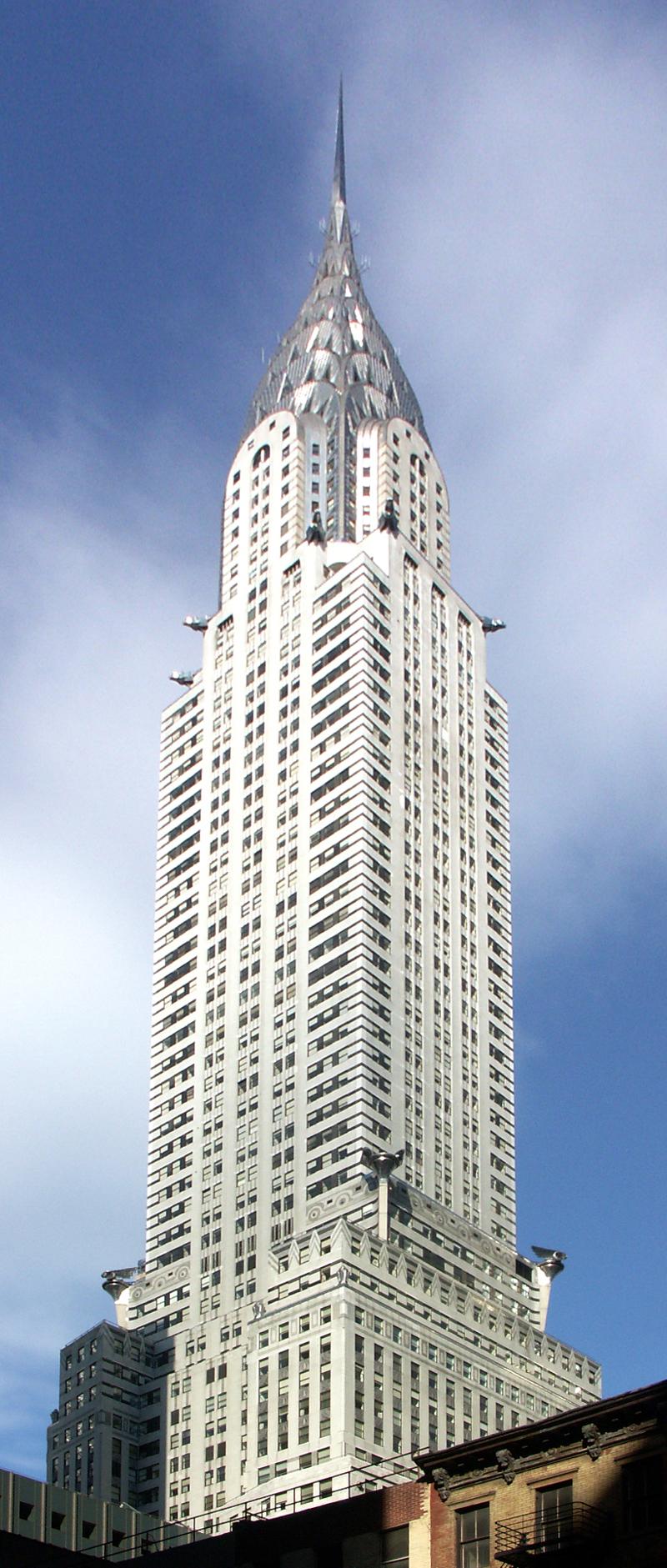 Chrysler Building Parasite Eve Wiki Fandom Powered By