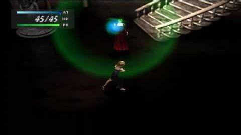 Parasite Eve PS1 Boss 1