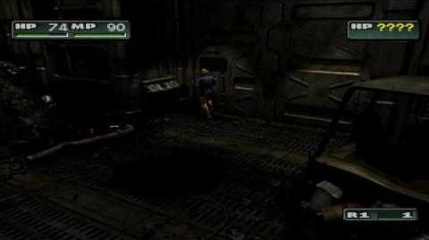Parasite Eve 2 PS1 Boss 6