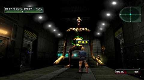 Parasite Eve 2 PS1 Boss 11